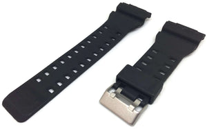 Watch Strap for Casio GA100, GA200 with Stainless Steel Buckle