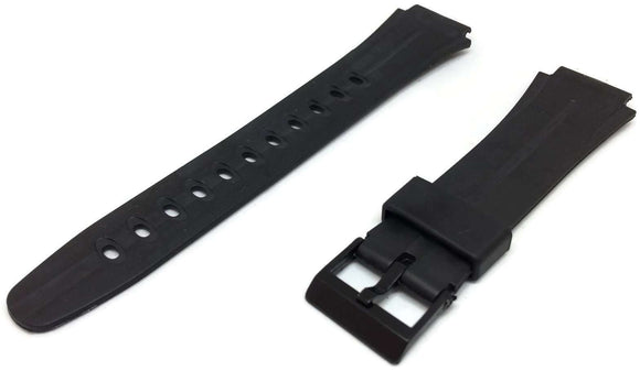 Casio Generic Watch Strap 17mm for Casio 573EJ1, W-E11