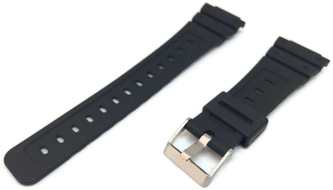 Casio Generic Watch Strap 16mm (26mm) with Stainless Steel Buckle