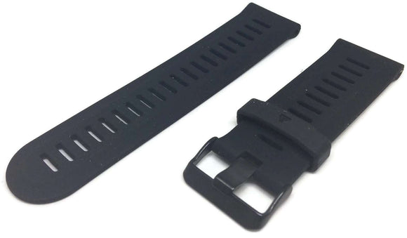 Garmin Fenix 3 Black Silicone Watch Strap