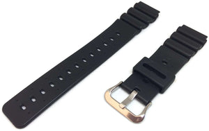 Authentic Casio Watch Strap for DW-6400, DW-403, DW-402, AW-302 with Stainless Steel Buckle