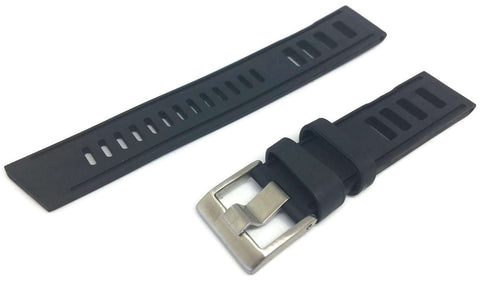 Isofrane Style Diving Watch Strap Vintage Ladder Style Size Stainless Steel Buckle