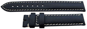 Authentic Longines Watch Strap 14mm Black Calf