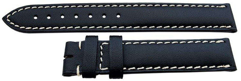 Longines Watch Strap 14mm Black Calf