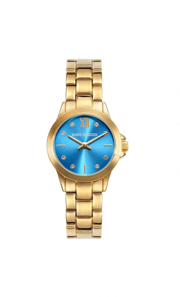 Mark Maddox Watch Golden Chic MM3027-87