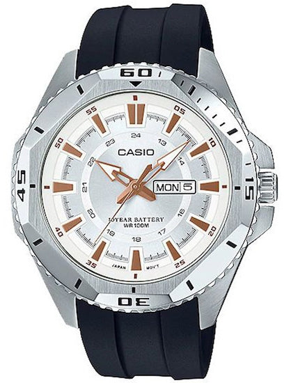 Casio Watch 10 YEARS BATTERY MTD-1085-7A