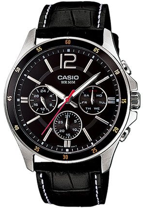 Casio Watch COLLECTION MTP-1374L-1