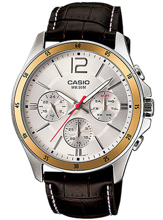 Casio Watch COLLECTION MTP-1374L-7