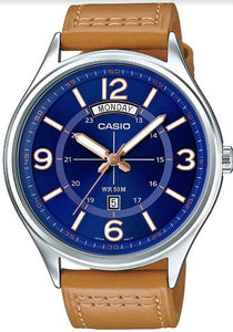 Casio Watch CLASSIC MTP-E129L-2B2
