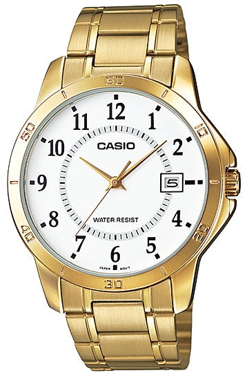 Casio Watch STANDARD MTP-V004G-7