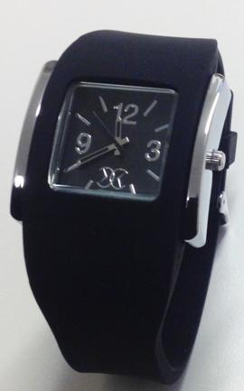 Overclocks Watch GENT RIDER LARGE BLACK OCRIDYL04