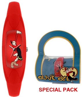 Olivia Watch RED DANCE OLW11