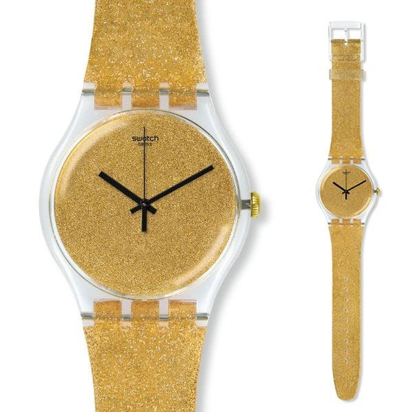Swatch Watch New Collection Model SUOK122