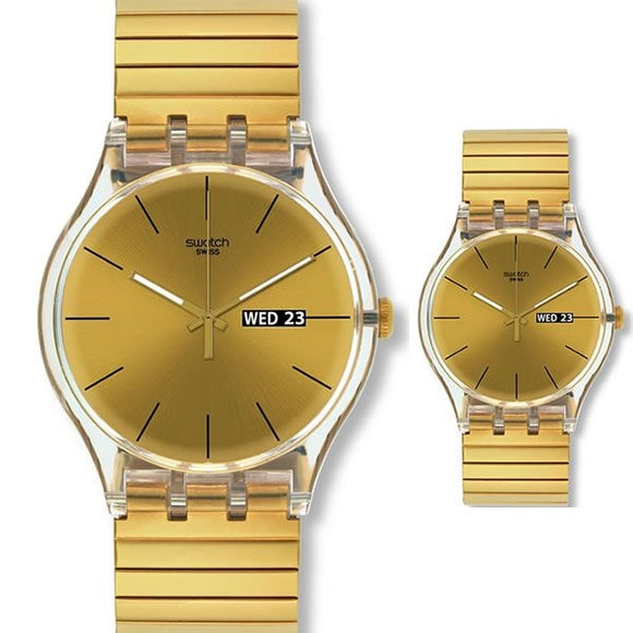 Swatch Watch New Collection Model SUOK702B