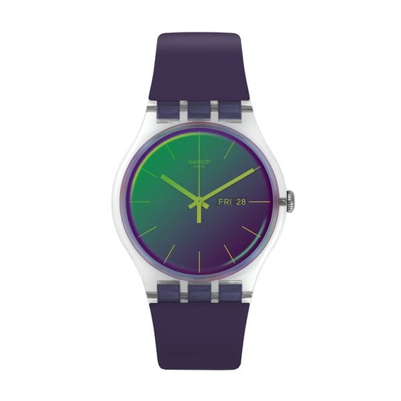 Swatch Watch New Collection Model SUOK712