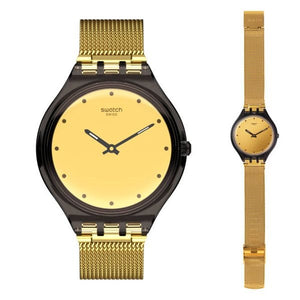 Swatch Watch New Collection Model SVOC100M