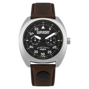 Superdry Watch HEAVY DUTY SYG229BR