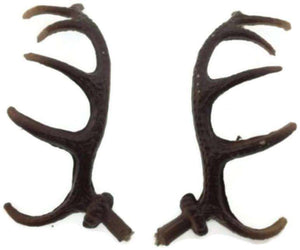 Cuckoo Clock Plastic Antlers 60mm to 110mm