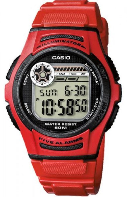Casio Watch SPORT W-213-4A