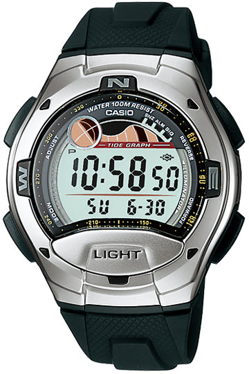 Casio Watch SPORT COLLECTION W-753-1A