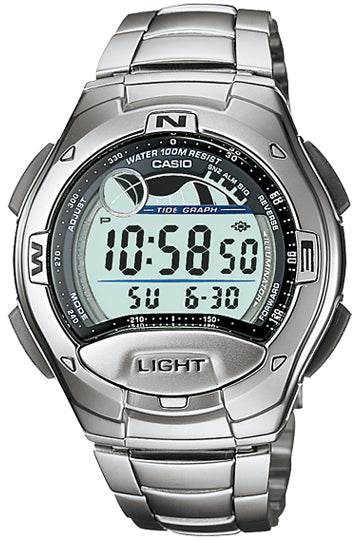 Casio Watch SPORT COLLECTION W-753D-1A