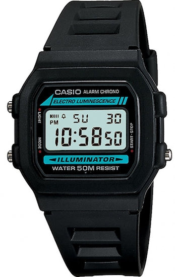 Casio Watch COLLECTION W-86-1V