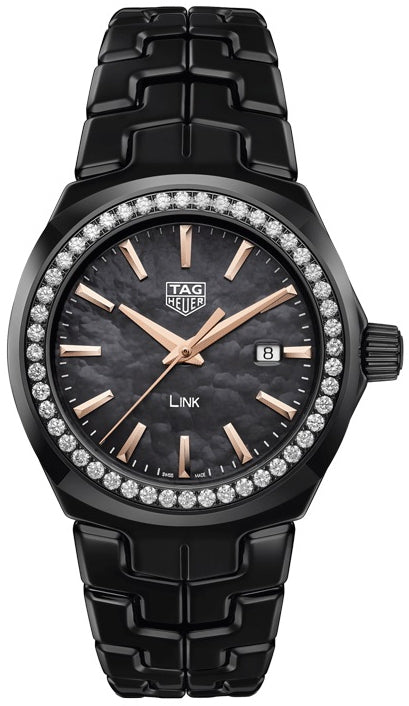 TAG Heuer Watch LINK WBC1390.BH0744