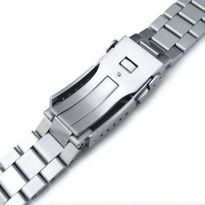 a3a13aed072 ... 22mm Endmill 316L Stainless Steel Watch Bracelet for Seiko New Turtles  SRP777