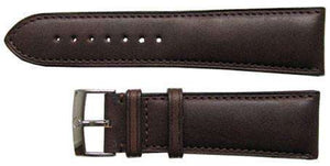 Authentic Omega Watch Strap 24mm Calf - Brown Deployment