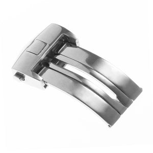 Stainless Steel Deployment Clasp for TAG Heuer