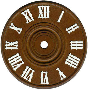 Cuckoo Clock Dial Size 60mm to 150mm