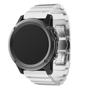 Stainless Steel Band for Garmin Fenix 3 / 3 HR / 5X