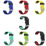 Silicone Rally Strap for Garmin Forerunner 235