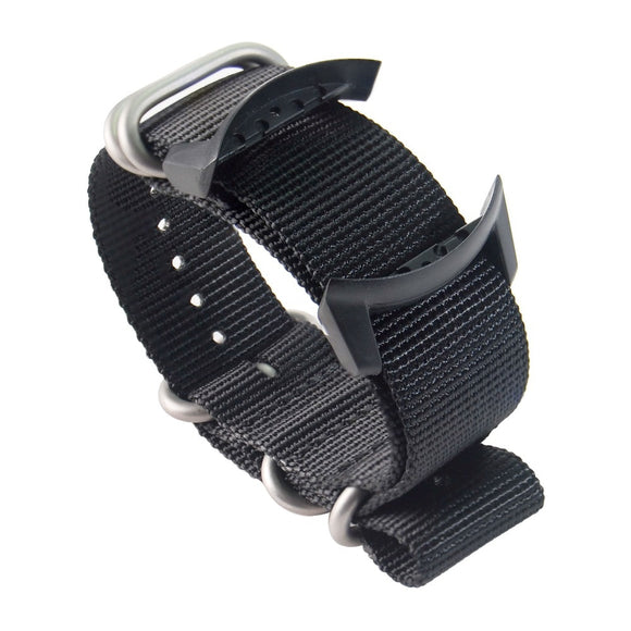 Watch Strap for Suunto D6 D6i  Dive Computer plus Adaptors Nylon or Soft Silicone