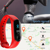 Sport Smart Watch Bluetooth, Android IOS,  Fitness Tracker