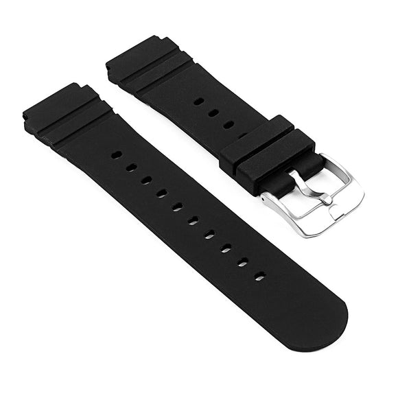 Rubber Watch Band for Luminox Sentry Series 0200