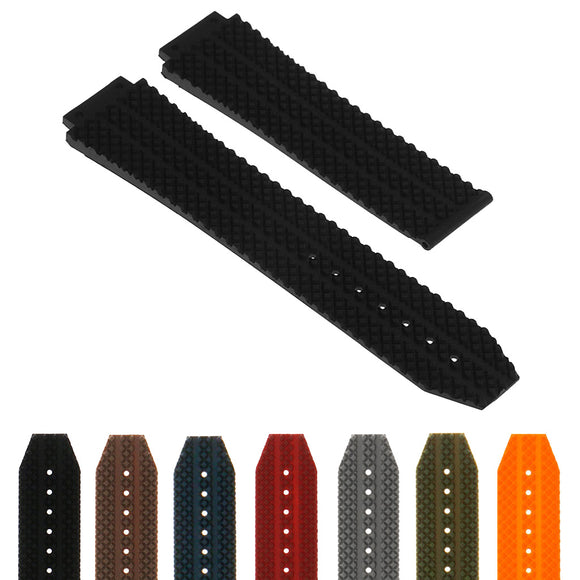 Rubber Watch Strap for Hublot Big Bang