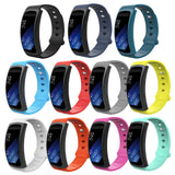 Silicone Sport Strap For Samsung Gear Fit 2 SM R360