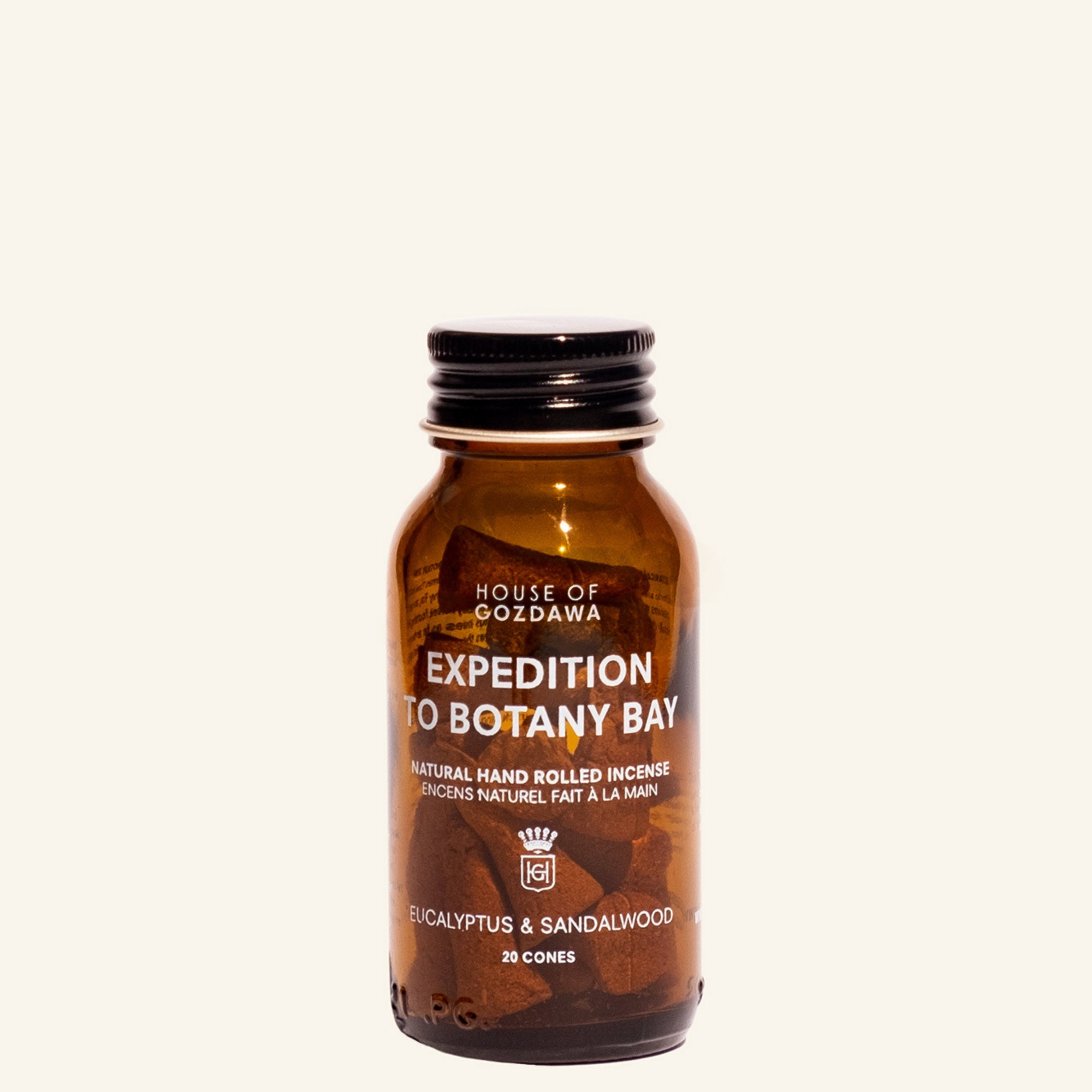 Expedition to Botany Bay Premium Incense