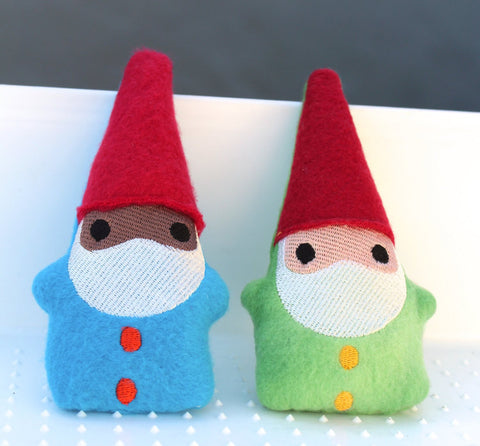 Gnome Catnip Toy