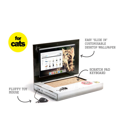 Cattop - The Laptop for Cats