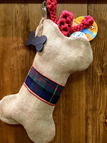 Bone-Shaped Stocking