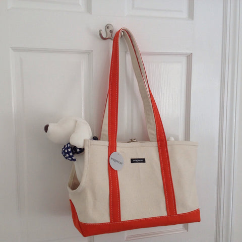 Boat Canvas Dog Carrier