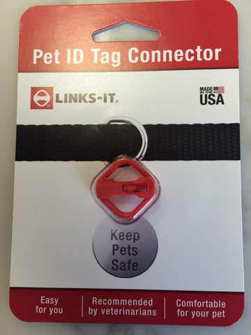 LINKS-IT Pet ID Tag Connector