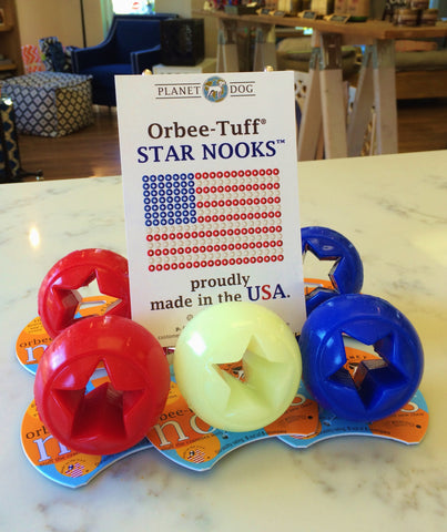 Orbee Tuff Nook Toy