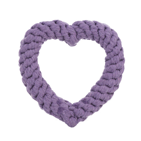 Heart Rope Toy
