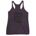 Load image into Gallery viewer, Dog Hair Don't Care - Women's tank top