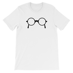 Load image into Gallery viewer, Nerdy Glasses Unisex short sleeve t-shirt