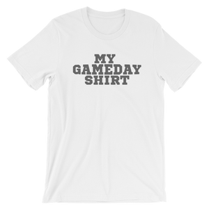 My Gameday Shirt Sports Unisex short sleeve t-shirt