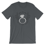 Load image into Gallery viewer, Does this ring make me look engaged - Wedding Unisex short sleeve t-shirt